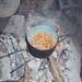 Té de Tejocote - Tea made from Mexican Hawthorn (Crataegus mexicana), El Crucero hacia San Juan Juquila Mixes, Región Mixes, Oaxaca, Mexico por Lon&Queta