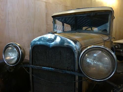 "Ford A 1930, ""Baby Lincoln"" - Depósito del Automóvil, La Habana, Cuba"