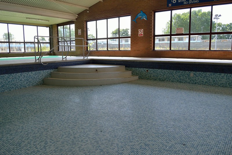 Pontins Hemsby Swimming Pool