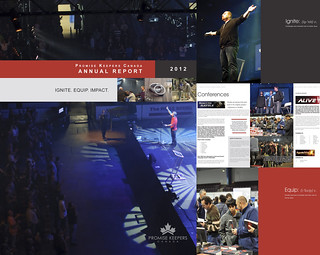 Tearsheet - Promise Keepers Canada