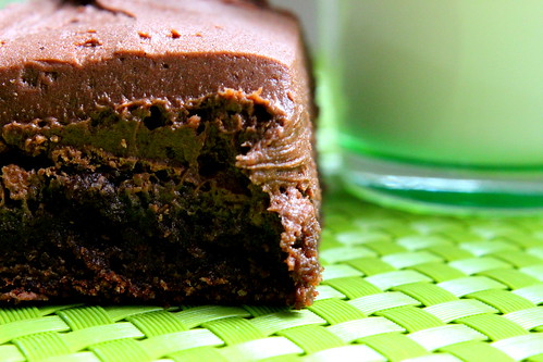 fudgie brownie