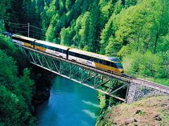 Cestování Švýcarskem– GoldenPass Line