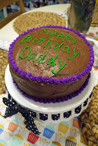Adam's Birthday