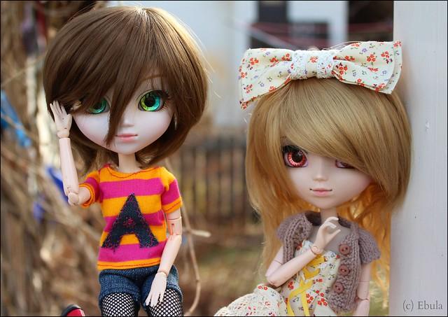 Mary & Amélie