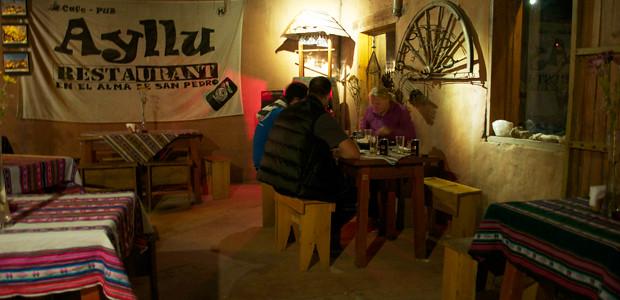 Atacama - Onde Comer