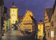Rothenburg ob der Tauber, Germany (2)