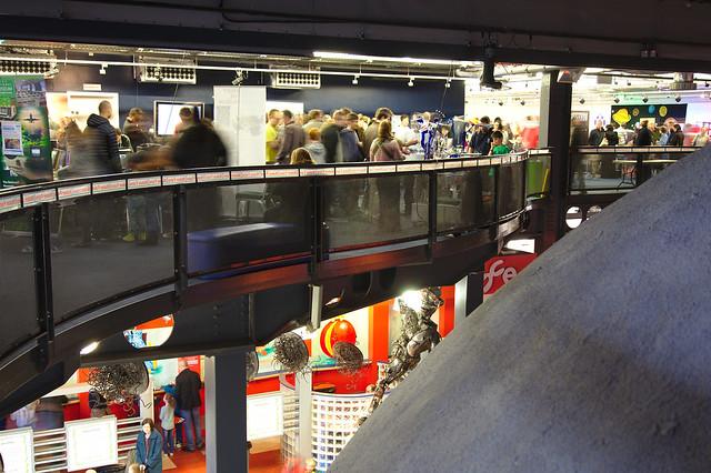 Maker Faire UK 2013 - The Shelf