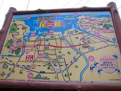 尾鷲観光地図