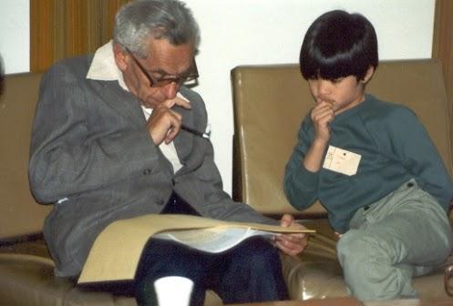 Erdös y Tao juntos en una foto