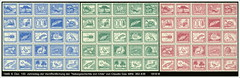 Stamps Latin American