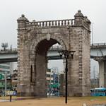 Εικόνα από Independence Gate. gate 대한민국 독립문 서울특별시 서대문독립공원 independencegate seodaemunindependencepark