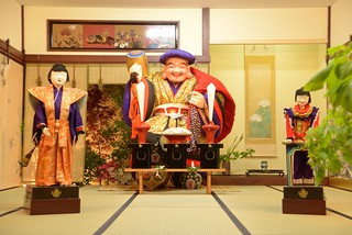 曵山祭・宵祭@城端。