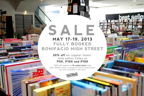WTW05: Fullybooked Sale