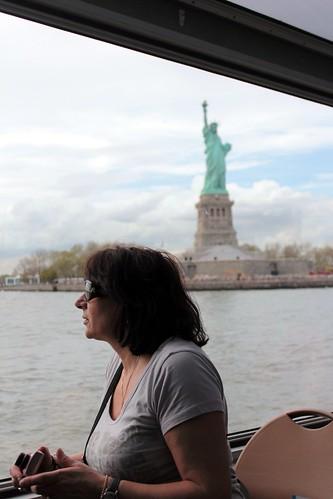 Passeio de barco em New York
