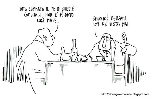 Comunali 2013 by Livio Bonino