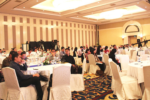 Indonesia Health Care Marketing & Innovation Conference 2013 – Suasana Konferensi .