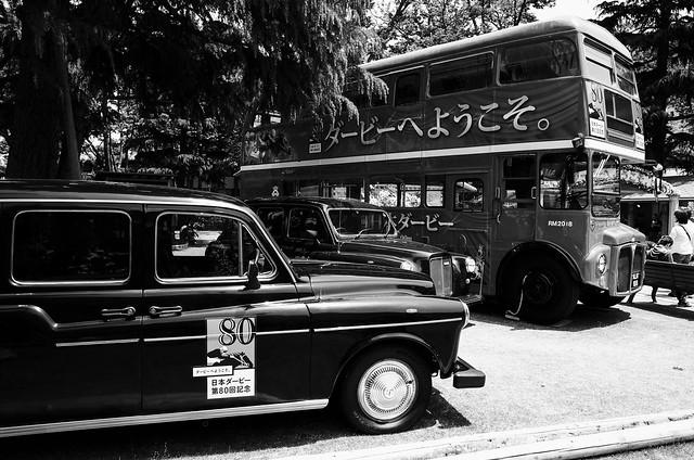 Tokyo RC Monochrome - Vehicles
