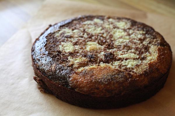 Chocolate Coconut Cream Cake 21