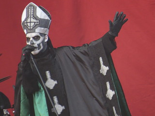 GHOST SONISPHERE MADRID 2013