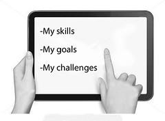 ipad goals