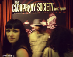 Cacophony Society: Into The Zone museum