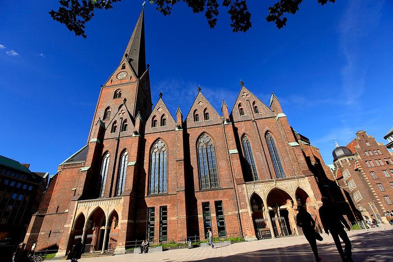 漢堡聖彼德教堂