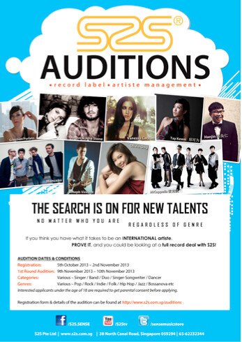 S2S audition