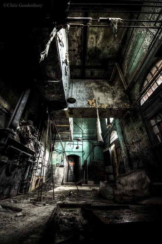 Beneath the Crushing Weight of Oblivion | Reformatory in Ruin