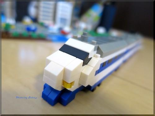 Photo:2014-10-24_T@ka.'s Life Log Book_【Monitor】ナノブロックでつくろう!『まちと電車のある風景』体験モニターをやってみたよ!_06 By:logtaka