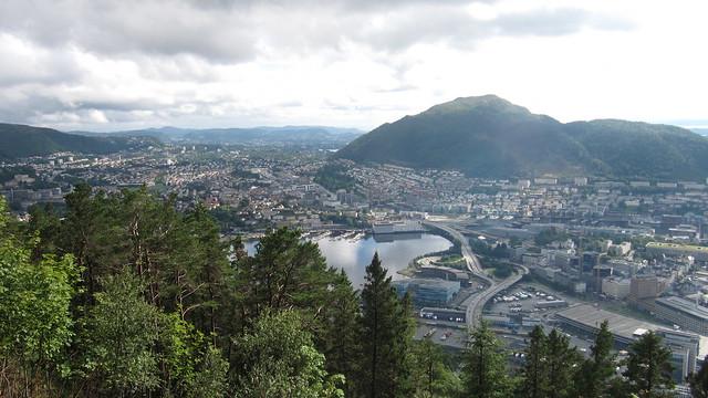 Bergen_Fløyen