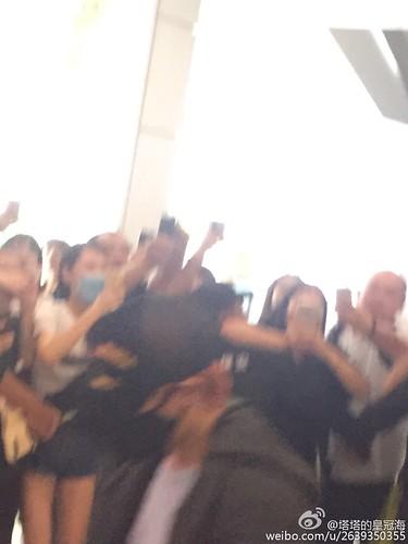 BIGBANG GDTOPDAE arrival Hangzhou 2015-08-25 115
