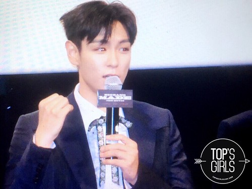 Big Bang - Movie Talk Event - 28jun2016 - TOPSGIRLS_CHINA - 02