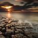 """""""Jigsaw Rocks"""", Low Newton by Alan Wennington"""
