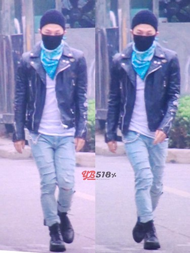 Big Bang - KBS Music Bank - 15may2015 - Tae Yang - YB 518 - 04