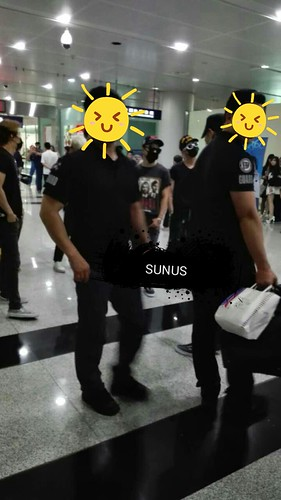 Big Bang - Dalian Airport - 26jun2015 - SUNANDUS - 02