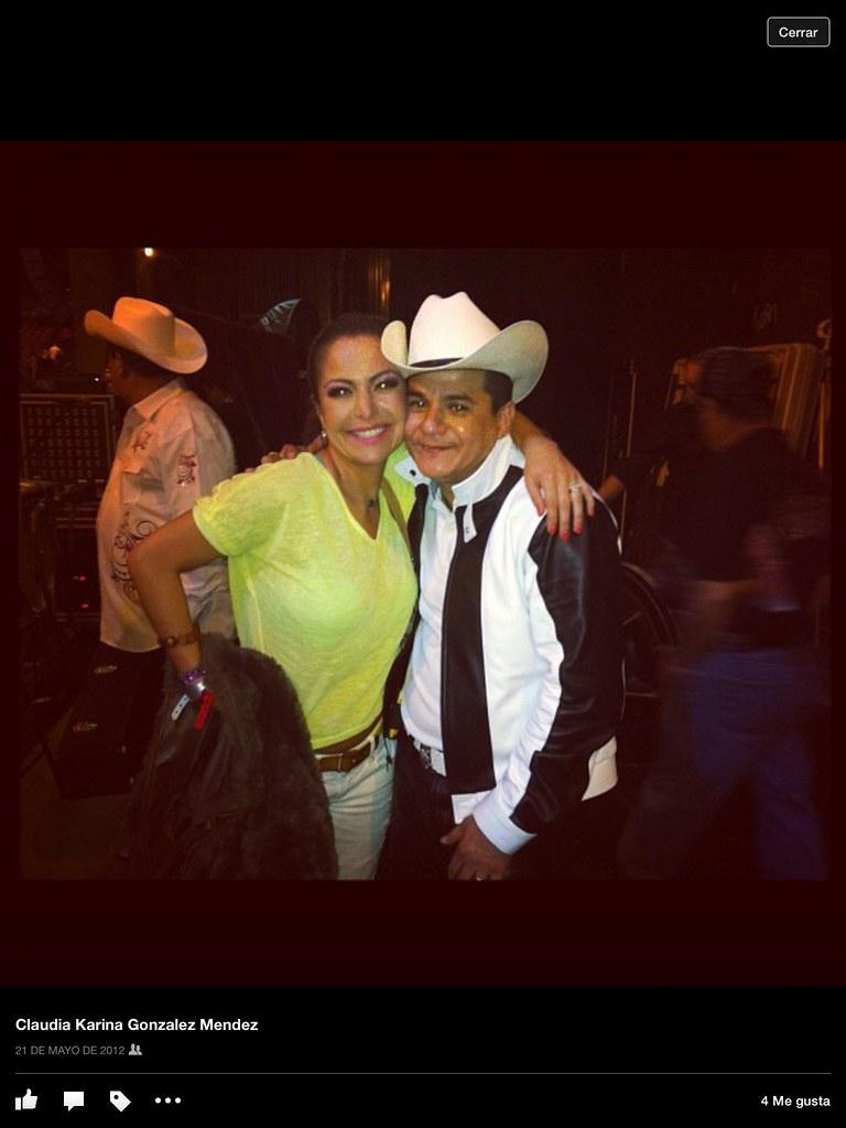 Claudia Gonzalez La Coqueta Tv El Potro De Sinaloa Invasio Flickr
