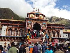 Badrinath Temple, Himalaya