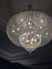 Theatre Royal chandelier