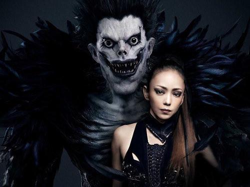 Namie Amuro canta temas musicais em novo filme de Death Note