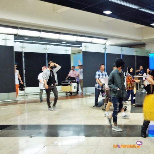 BIGBANG Arrival Jakarta from Manila 2015-08-01 (31)