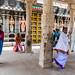 Candid moments @ Ranganathaswamy Temple, Srirangam.
