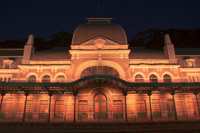 Estación nocturna