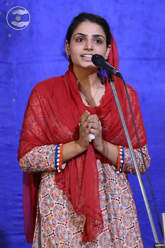Sadhika Verma from Sant Nirankari Colony, Delhi, expresses her views