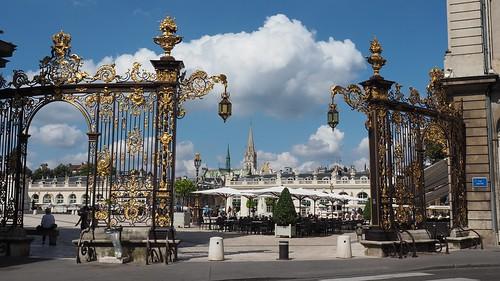 Frankrijk, Nancy