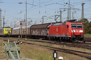 DB 185 118 Basel Bad