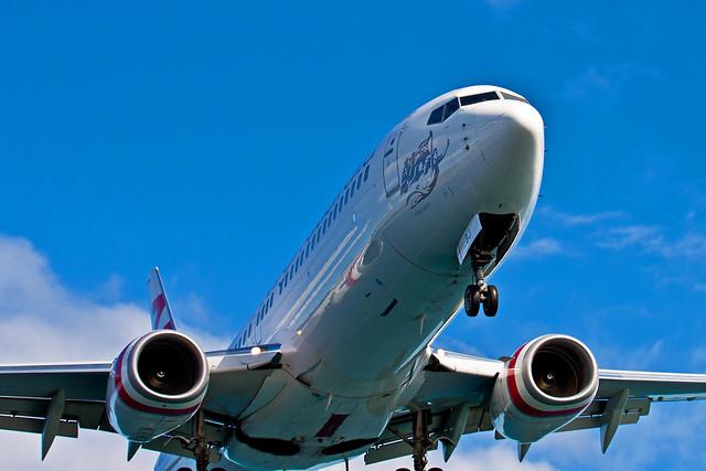 Virgin Australia Boeing 737-800, ZK-PBJ