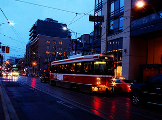 Crossing Spadina