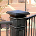 "Custom cast iron post at the new VCU Student Center.  Foundry pattern and castings by O. K. Foundry Co. Inc.  <a href=""http://www.okfoundry.com"" rel=""nofollow"">www.okfoundry.com</a>."
