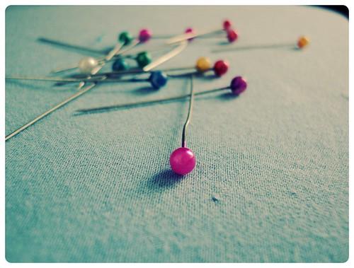 85/365 - Pink Pin