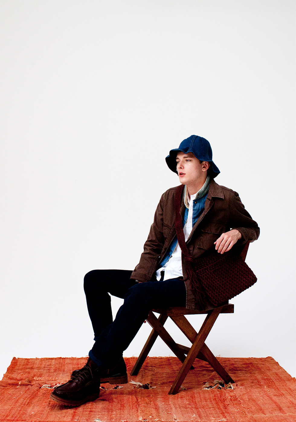Daniel Hicks0306_visvim SS13 Look Book